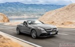 Mercedes-Benz представил компактный купе SLC Convertible 2016