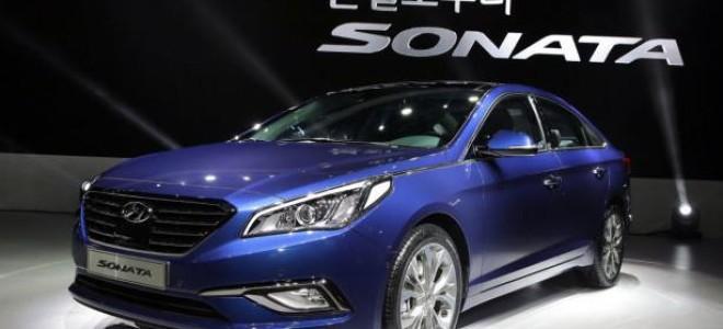 Hyundai представил в Южной Корее обновленный седан Sonata 2015