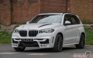 Ателье A.R.T. доработало  кроссовер BMW X5 III 2015