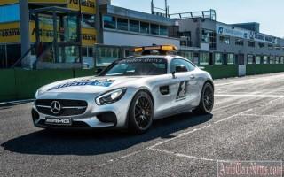 F1: Мерседес-АМГ представил новенький пейс-кар