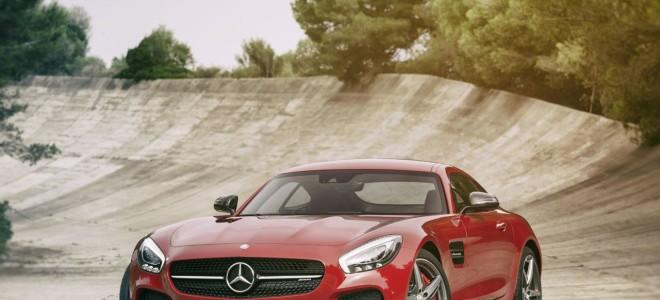 Прошел официальный дебют модели Mercedes-AMG GT 2015 – 2016 мод. года