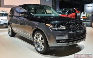 Нью-Йорк 2015 – внедорожник Range Rover 2015 в версии SVAutobiography