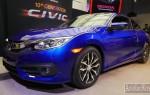 10 поколение двухдверного купе Honda Civic представлено официально