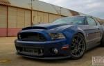 Тюнинг ателье Kinetik Motorsport прокачала Shelby Mustang GT500 до 1258-лошадок