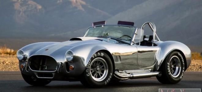 Спецверсия ретро-родстера 427 Cobra 1965 от Shelby