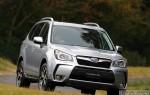 2015 Subaru Forester с турбированным движком обойдется в 2.200.000