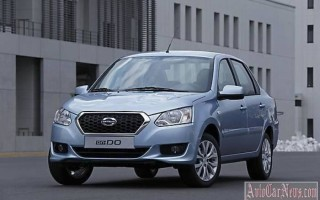 В продаже стал доступен седан Datsun on-DO 2016 с АКПП