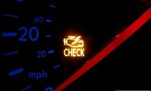 Советы новичкам – загорелся индикатор Check Engine, что делать?