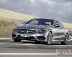 Уникальный концепт 2014 Mercedes Benz S-Class Coupe