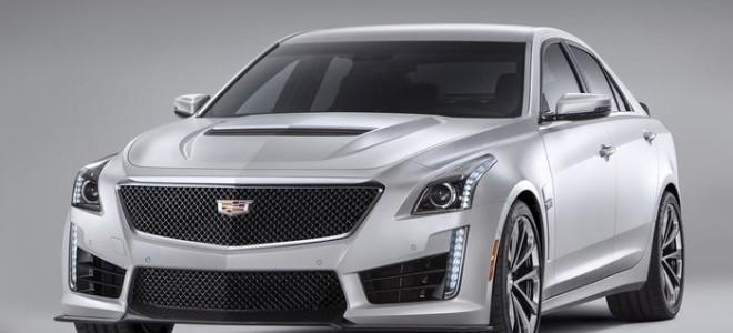 За свою историю Cadillac впервые создал самый мощный седан