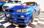 Спорткар Nissan Skyline GT-R из кинофильма «Форсаж 4» выставлен для продажи за 1 млн. Euro