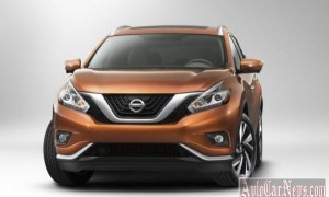 Официально представлен новый Nissan Murano 2015
