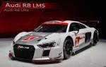 Компания Audi для гонок подготовила модель суперкара R8 LMS