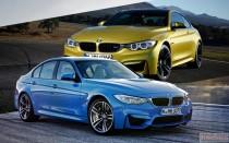 Новые модели BMW M3 и M4 (обзор, видео)