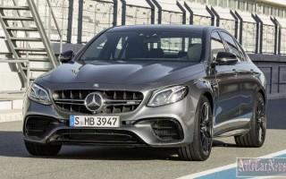 Заряженный седан Mercedes-AMG E 63 научили ездить боком