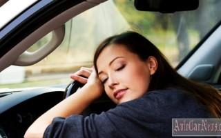 Десять способов – как не заснуть за рулем