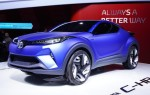 Париж 2014: Toyota показала концепт нового кроссовера