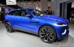 Первый кроссовер от Jaguar публика увидит в сентябре