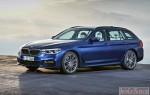 Баварцы представили новую модель BMW 5-Series Touring 2017