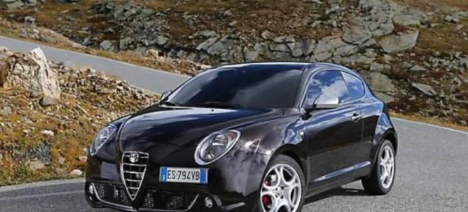 Рестайлинговый хэтчбек MiTo от Alfa Romeo