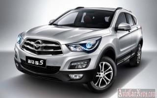 Пекин 2014 – new crossover Haima S5 2015
