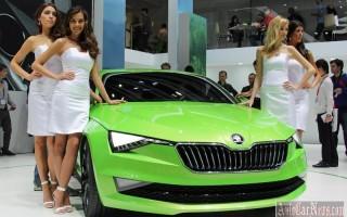 На российский рынок Skoda выводит Yeti и Rapid в версии Monte Carlo