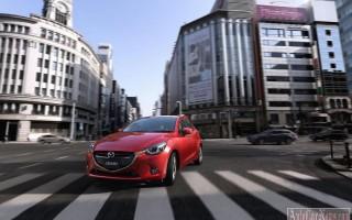 Японцами был рассекречен хэтчбек II поколения – Mazda 2