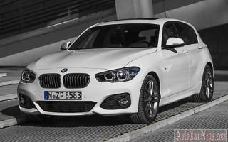 Компания BMW обновила хэтчбек 1-Series