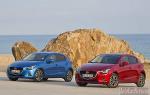 В конце ноября выйдет новый седан Mazda 2 как модель 2015 года