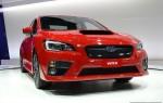 Объявлена цена на новый Subaru WRX 2015