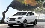 Американская модель Hyundai Tucson Fuel Cell получила обновления