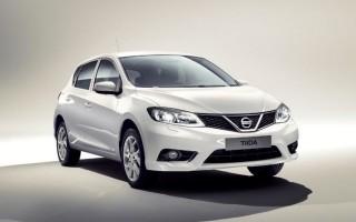 Новая модель Tiida 2015 от Nissan уже доступна в дилерских салонах