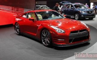Популярный спорткар Nissan GT-R получил очередное обновление