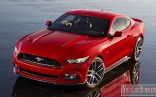 В 2015 году на рынке РФ Ford представит шесть новинок