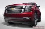 Новые внедорожники Chevrolet Tahoe и Suburban 2014