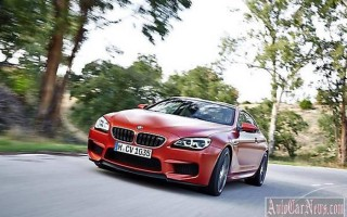 Спорткар BMW M6 Coupe 2015 претерпел рестайлинг