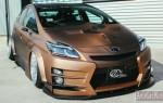 Агрессивный тюнинг Toyota Prius от ателье Kuhl