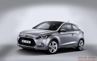 Корейцы рассекретили трехдверный Hyundai i20 Coupe 2015