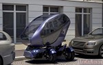 Автомобили будущего будут сжиматься, и передвигаться как крабы (видео)