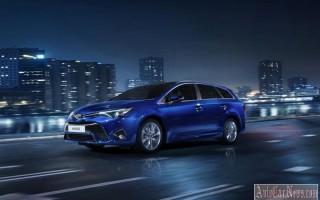 Две модели Toyota при обновлении получили дизели BMW