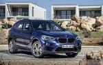 Кроссовер BMW X1 получил новый кузов под индексом — F48