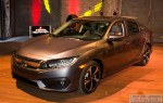 Новая модель Honda Civic 10 sedan for USA
