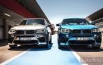 Объявлена цена BMW X5 M & X6 M для рынка России