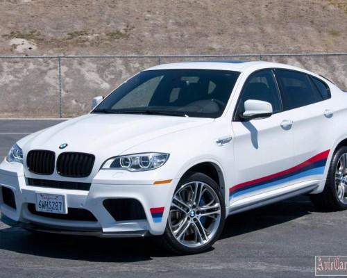 Специальная версия BMW X6 M Design 2014