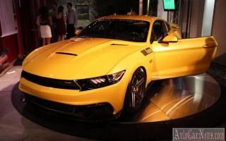 Спорткар 2015 Ford Mustang получил мощную 700-сильную версию