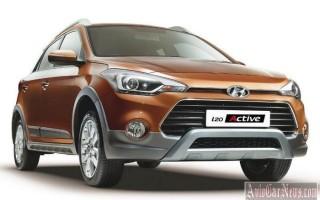 Хэтчбек Hyundai i20 обзавелся «активной» версией