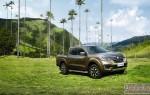 Французы представили первую модель пикапа Renault Alaskan