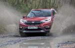Объявлена цена обновленной модели Honda CR-V 2015 – 2016