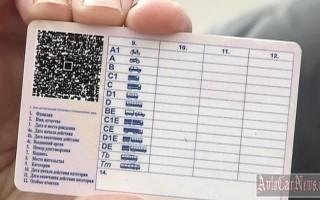 Заменить водительское удостоверение можно будет без медсправки