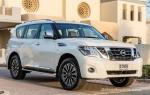Внедорожник Nissan Patrol VI-поколения (Y62)
